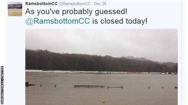 Ramsbottom Cricket Club