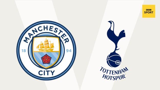 Man City v Tottenham