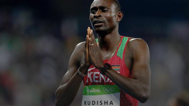 David Rudisha: Olympic 800m champion on personal struggles, and Tokyo comeback