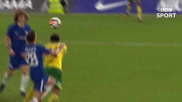 FA Cup 'What a moment' Lewis' late leveller for Norwich at Chelsea