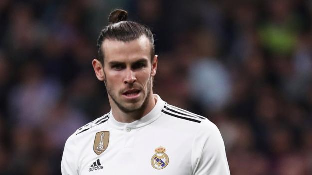 Real Madrid: Gareth Bale treatment by fans 'a disgrace' - agent thumbnail
