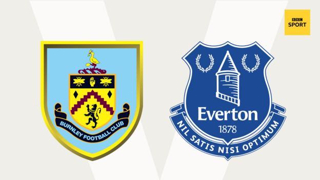 Burnley v Everton