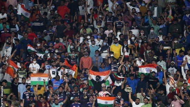 Ahmedabad crowd