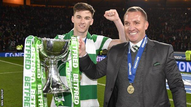Will Celtic get past Hearts as they bid for the first leg of a third domestic treble in a row?