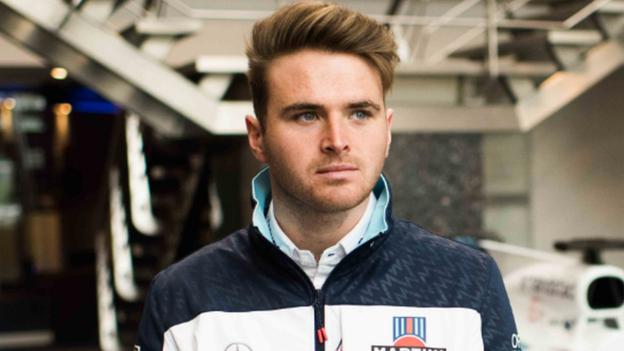 Britain's Rowland to be Williams young driver