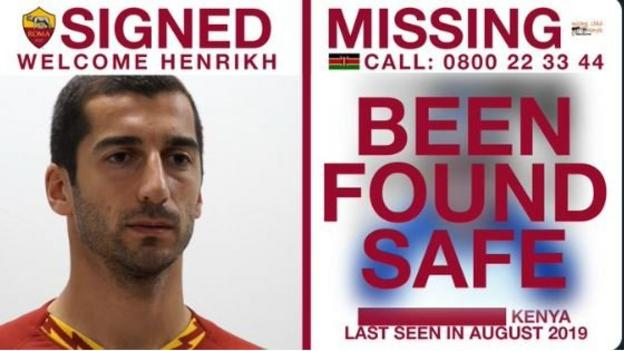Missing Kenyan boy featured in Roma social media campaign found thumbnail