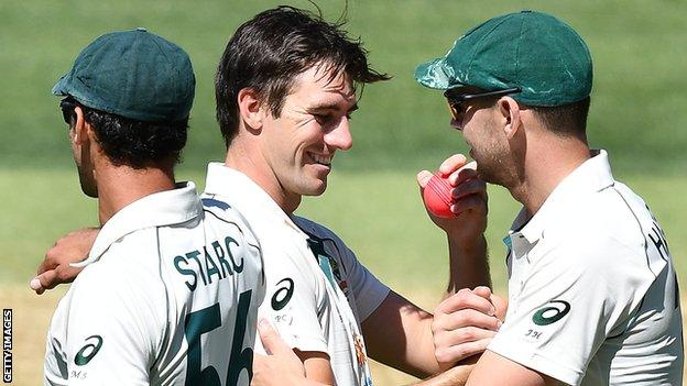 Mitchell Starc, Pat Cummins and Josh Hazelwood have been touted as Australia's greatest ever pace attack