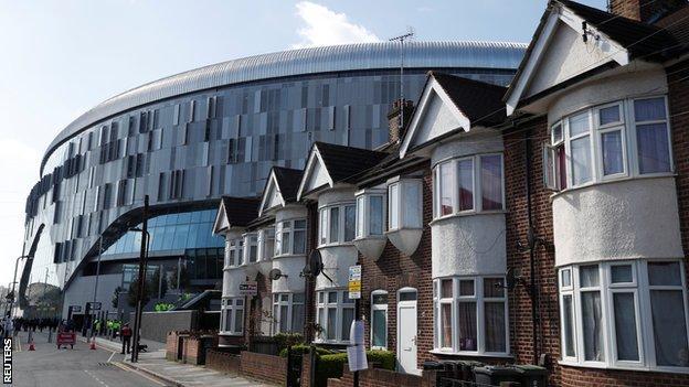 Tottenham: A glimpse inside Spurs' new £1bn state-of-the-art stadium thumbnail