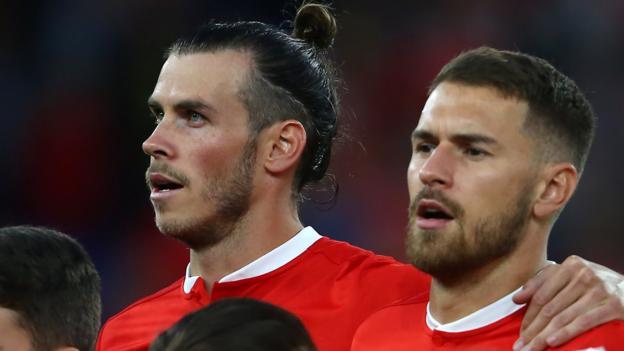 Wales v Hungary - BBC News