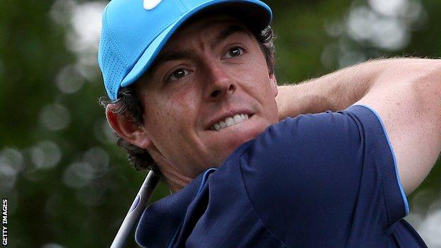 Rory McIlroy is concerned that golf might be dropped from the Olympics after the 2020 Games in Tokyo
