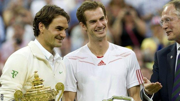 Roger Federer and Andy Murray have agreed to play in one another's charity events
