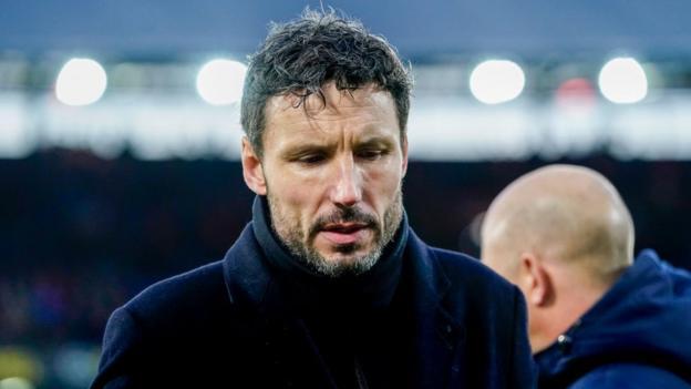 Mark van Bommel: PSV Eindhoven sack manager after 18 months in charge thumbnail