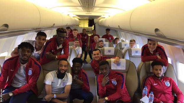 England Under-21