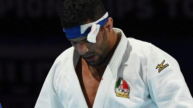 Iran banned after ordering Saeid Mollaei to withdraw from World Judo Championships thumbnail