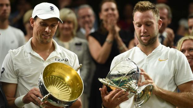 Wimbledon 2018: Doubles titles for Bryan & Sock and ...