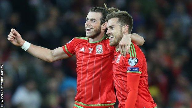 Wales hope to have key duo Gareth Bale and Aaron Ramsey both fit to play after injury-affected seasons