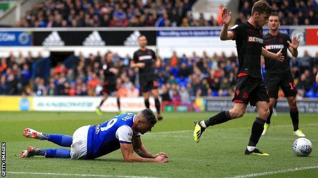 Jonathan Walters injury