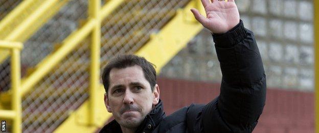 Jackie McNamara is no longer Dundee United manager