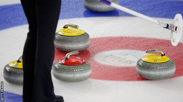 The Women's World Championships is being held in North Bay, Canada