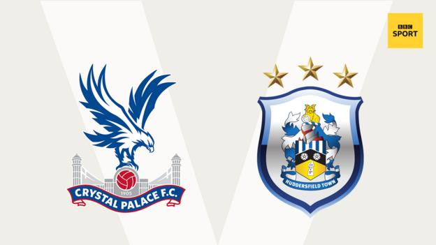 Crystal Palace v Huddersfield