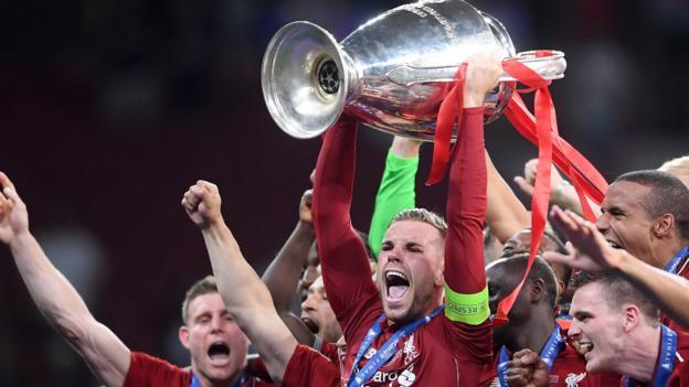 Champions League draw: Liverpool drawn with Napoli, Tottenham to meet Bayern Munich thumbnail