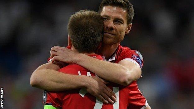 Bayern Munich lose at Real Madrid
