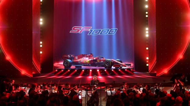 Ferrari F1 2020 launch: A grandiose launch for the SF1000 but can Ferrari stop Mercedes? thumbnail