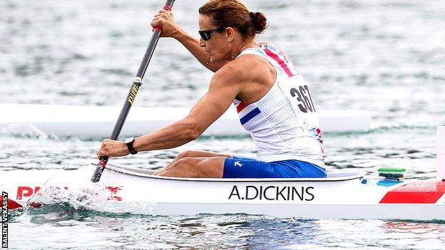 Anne Dickins