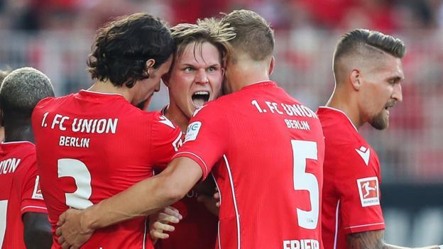 Union Berlin 3-1 Borussia Dortmund: Union stun Dortmund for first Bundesliga win