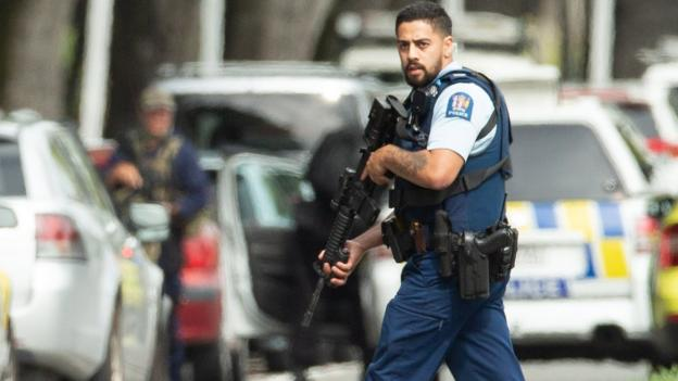 Bangladesh cricket team escape shooting at Christchurch mosque thumbnail