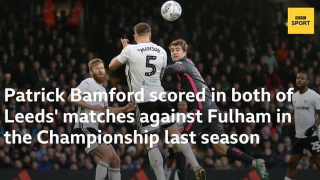 Leeds' Patrick Bamford