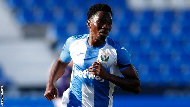 Good nature news Nigeria defender Kenneth Omeruo