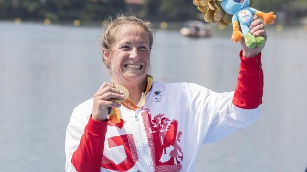 Rachel Morris: Parlaympic cycling and rowing champion targets skiing thumbnail
