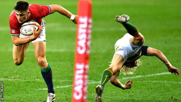 British and Irish Lions: South Africa A inflict tourists' first loss thumbnail