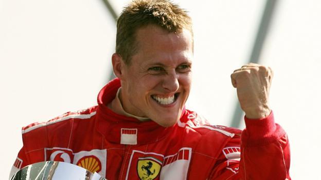 Michael Schumacher: Family to celebrate on 50th birthday thumbnail