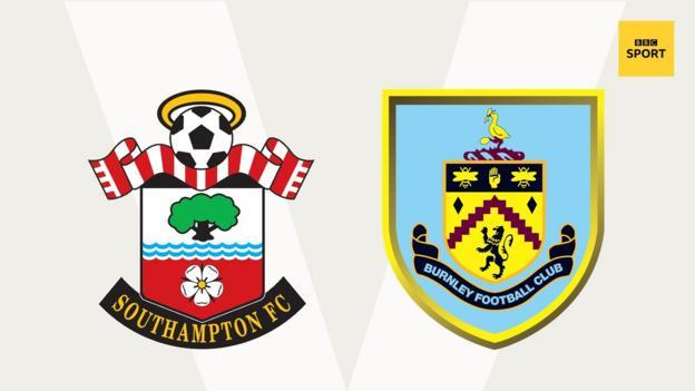 Southampton v Burnley