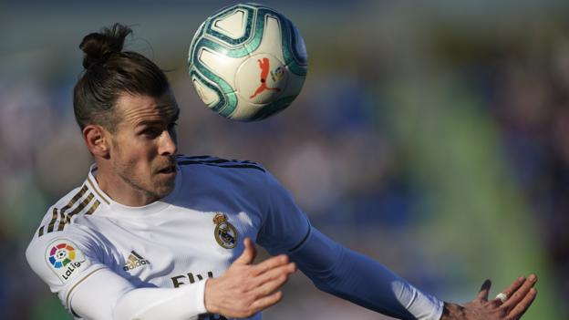 Gareth Bale's agent says he is 'unlikely' to leave Real Madrid even in summer thumbnail