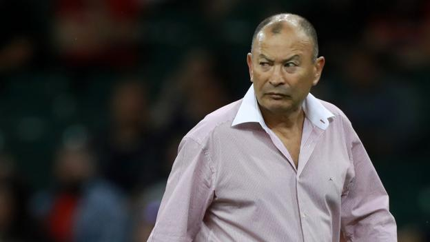 Wales 13-6 England: Eddie Jones says Wales are World Cup favourites thumbnail