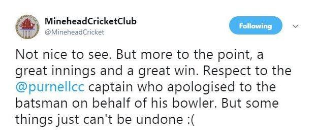 Minehead Cricket Club