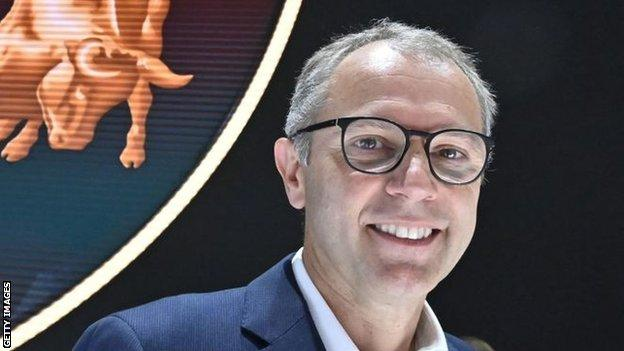 F1 confirms Stefano Domenicali will replace Chase Carey as CEO in 2021