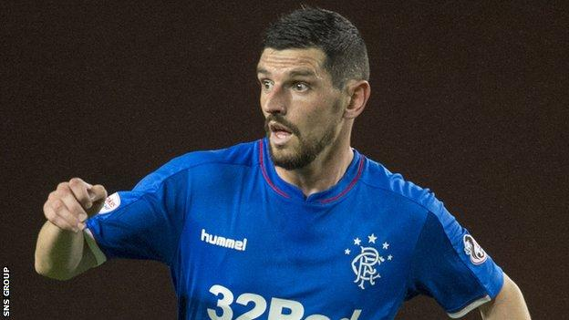 Graham Dorrans has started just 21 games since joining Rangers in the summer of 2017