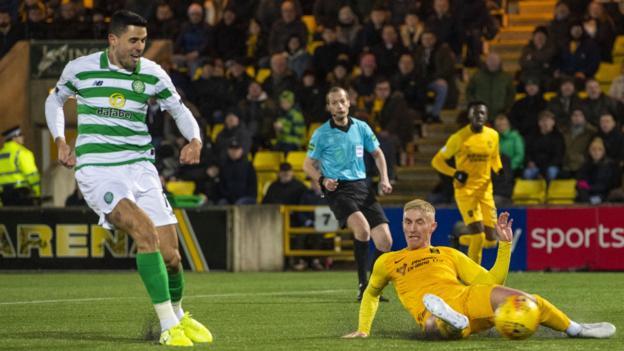 Livingston 2-2 Celtic: Late Rogic equaliser moves leaders 13 points clear thumbnail
