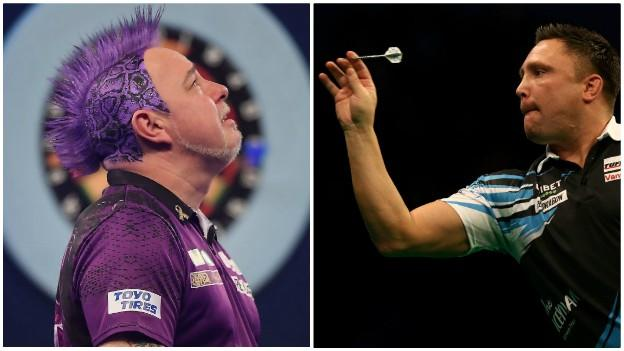 Wright & Price in PDC's first 'home tour' games
