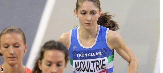 Jo Moultrie