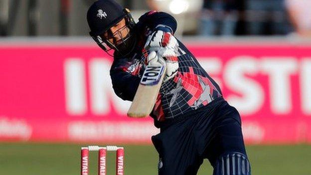 Mohammad Nabi stars in T20 Blast as Kent beat Surrey thumbnail