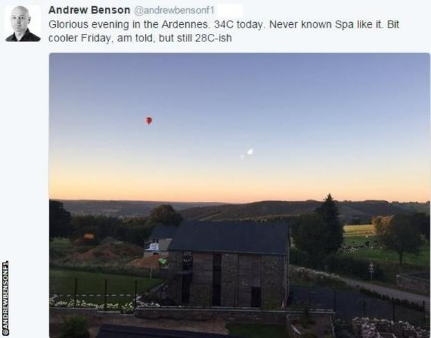 Andrew Benson