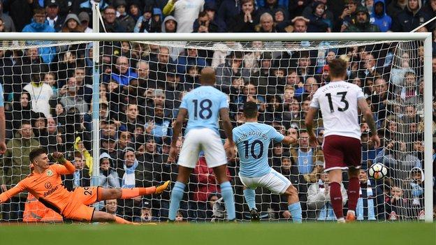 Pep Guardiola believed Manchester City's penalty was the correct decision by referee Roger East