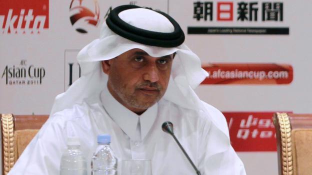 Fifa lifts ban on Qatar's Saoud al-Mohannadi