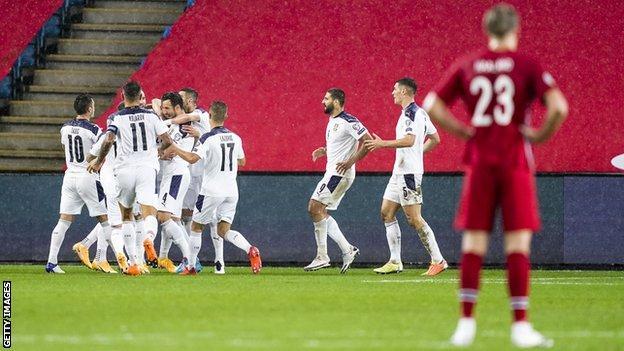 Serbia vs. Scotland - Football Match Report