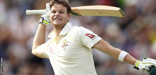 Australia cricket player Steve Smith